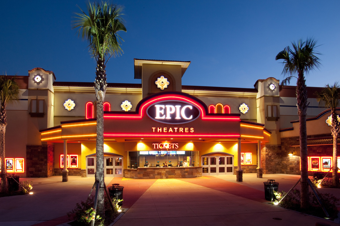 epic movie theatre oakleaf